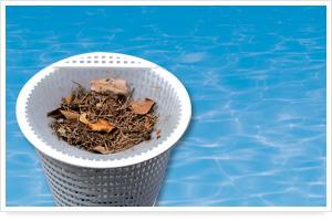 Pr filtre piscine filtre panier skimmer filtre pompe for Poche filtrante piscine